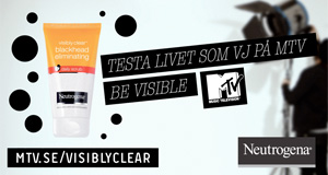 MTV - Visibly Clear spot 1